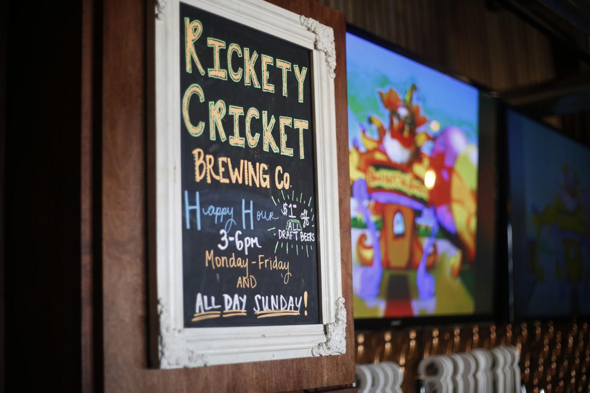 From Kingman To Flagstaff Rickety Cricket Brewing Opens