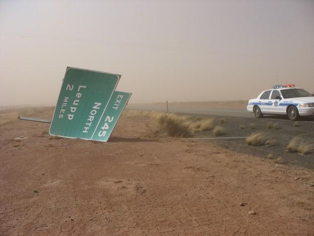 I-40 Closure