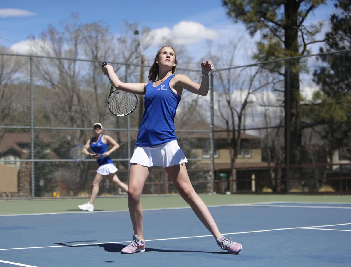 Northland Preparatory Flagstaff High Tennis