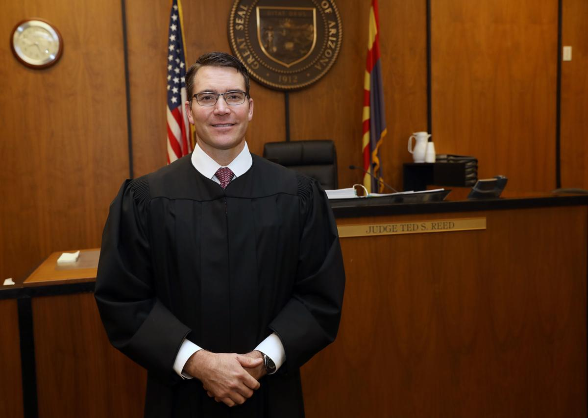 Judge Ted Reed