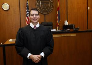 Judge Ted Reed appointed to presiding Juvenile Court judge