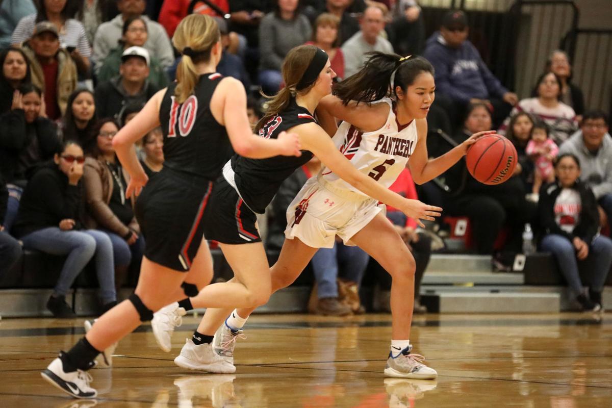 Coconino Bradshaw girls basketball