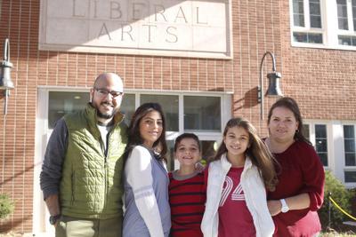 The Colmenares Family