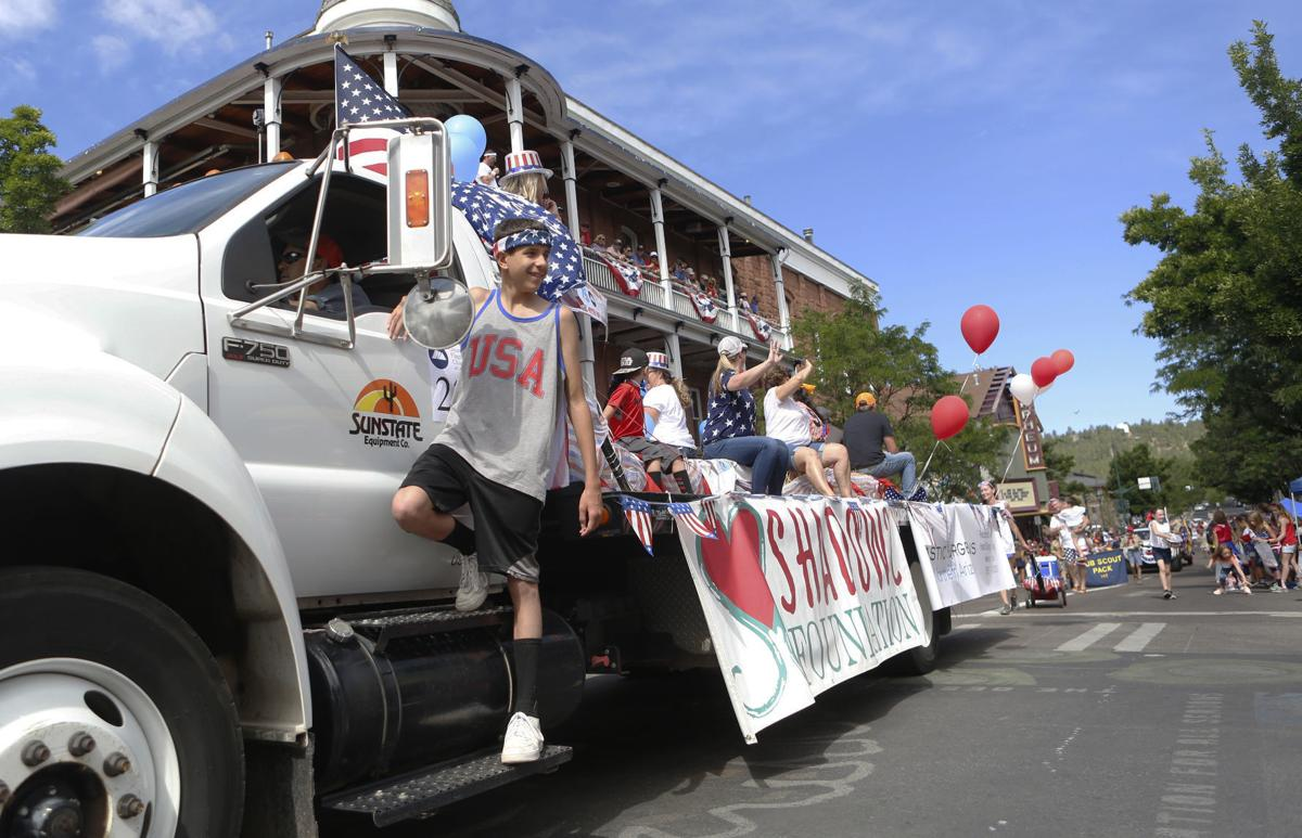 The Fourth of July In Flagstaff