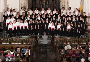 """Around the Town: Youth Chorale presents """"Seasonal Sound of Singing"""""""