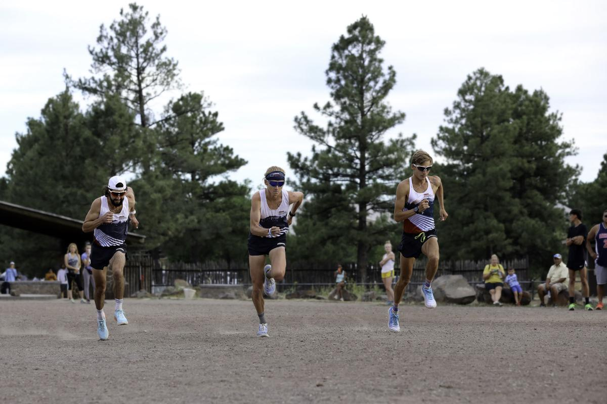 NAZ Elite Race at Buffalo Park