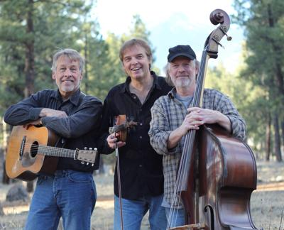 Peter McLaughlin, Chris Brashear and Todd Phillips just wrapped up 'The Colton House Recordings,' part of the new Museum of Northern Arizona Musicians in Residency program (copy)