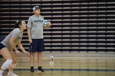 Northern Arizona University Volleyball