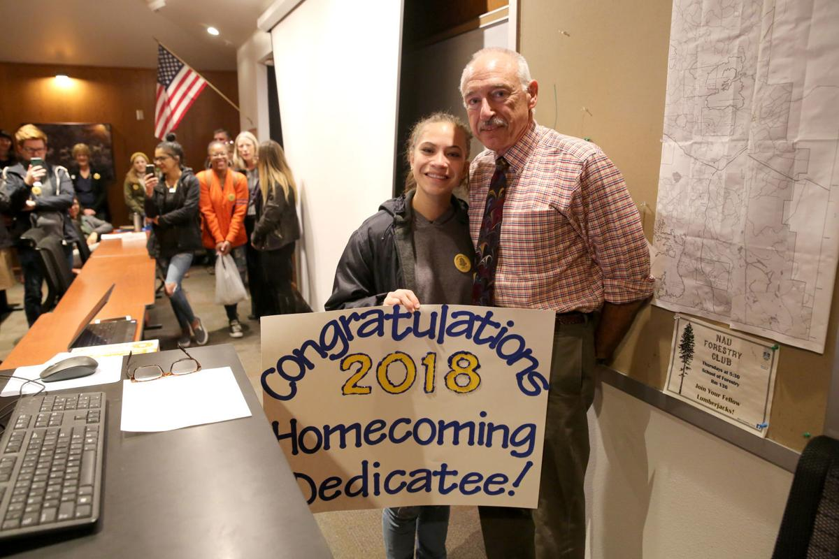 2018 Homecoming Dedicatee