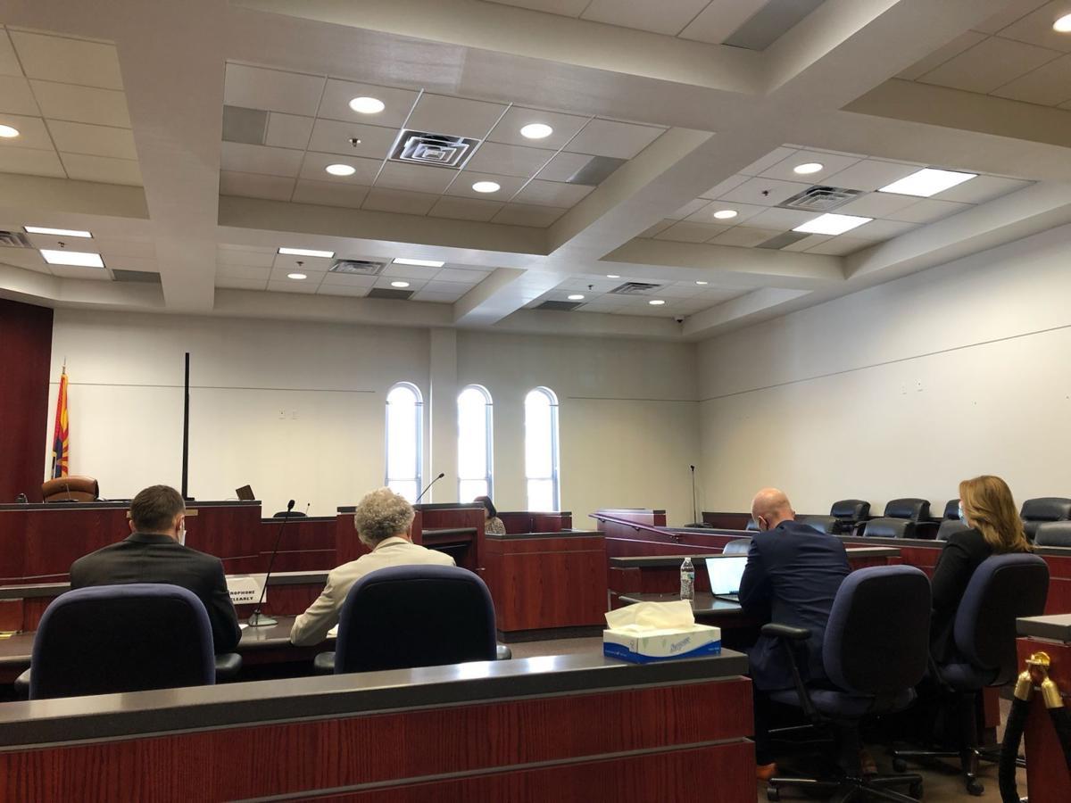 Awaiting the Verdict