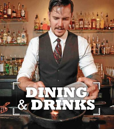 Dining & Drinks: The Annex