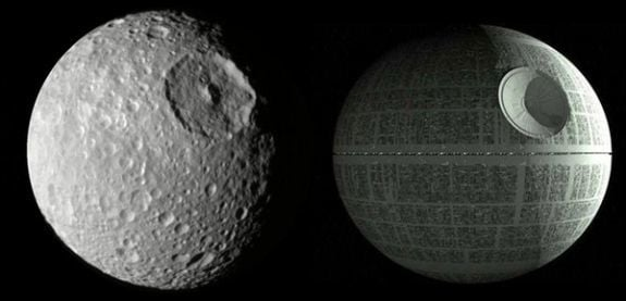 Death Star Moon