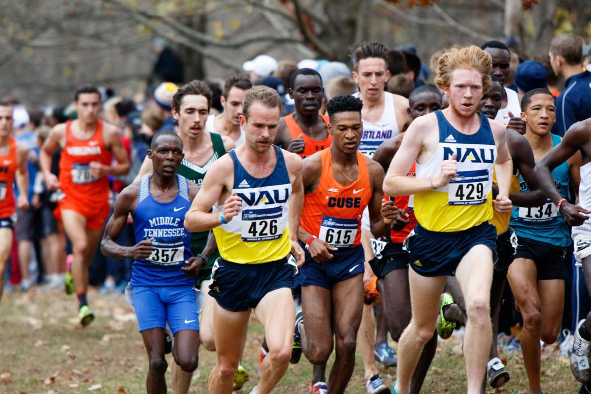 NAU Cross Country
