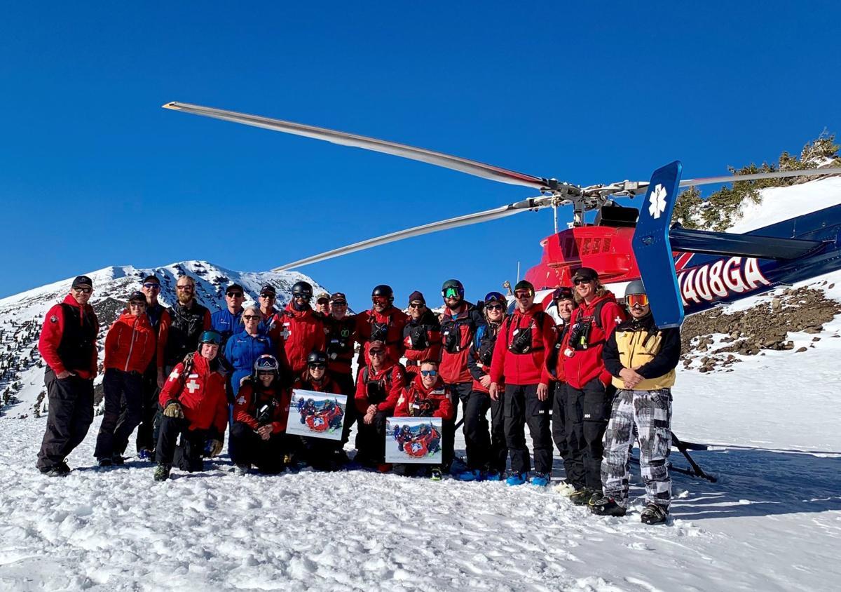 Recognizing Ski Patrollers