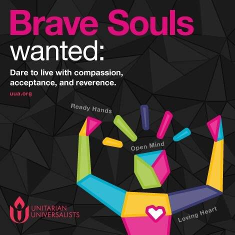 Brave Souls Wanted for Beacon UU