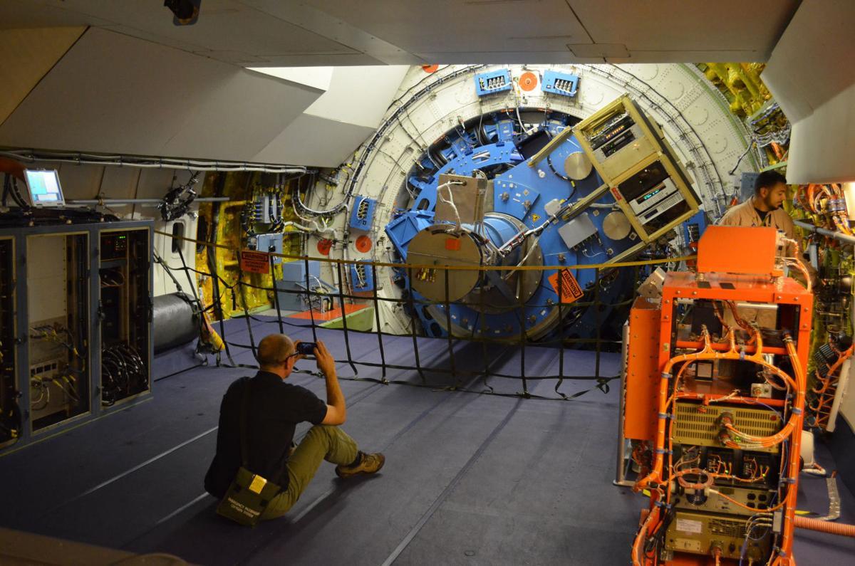 NASA SOFIA flight
