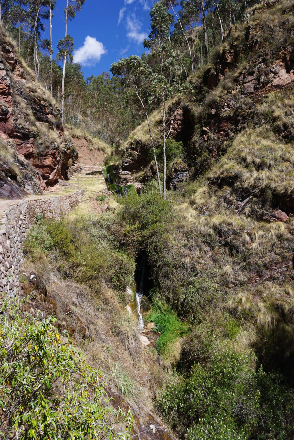 Towards the Sacred Valley