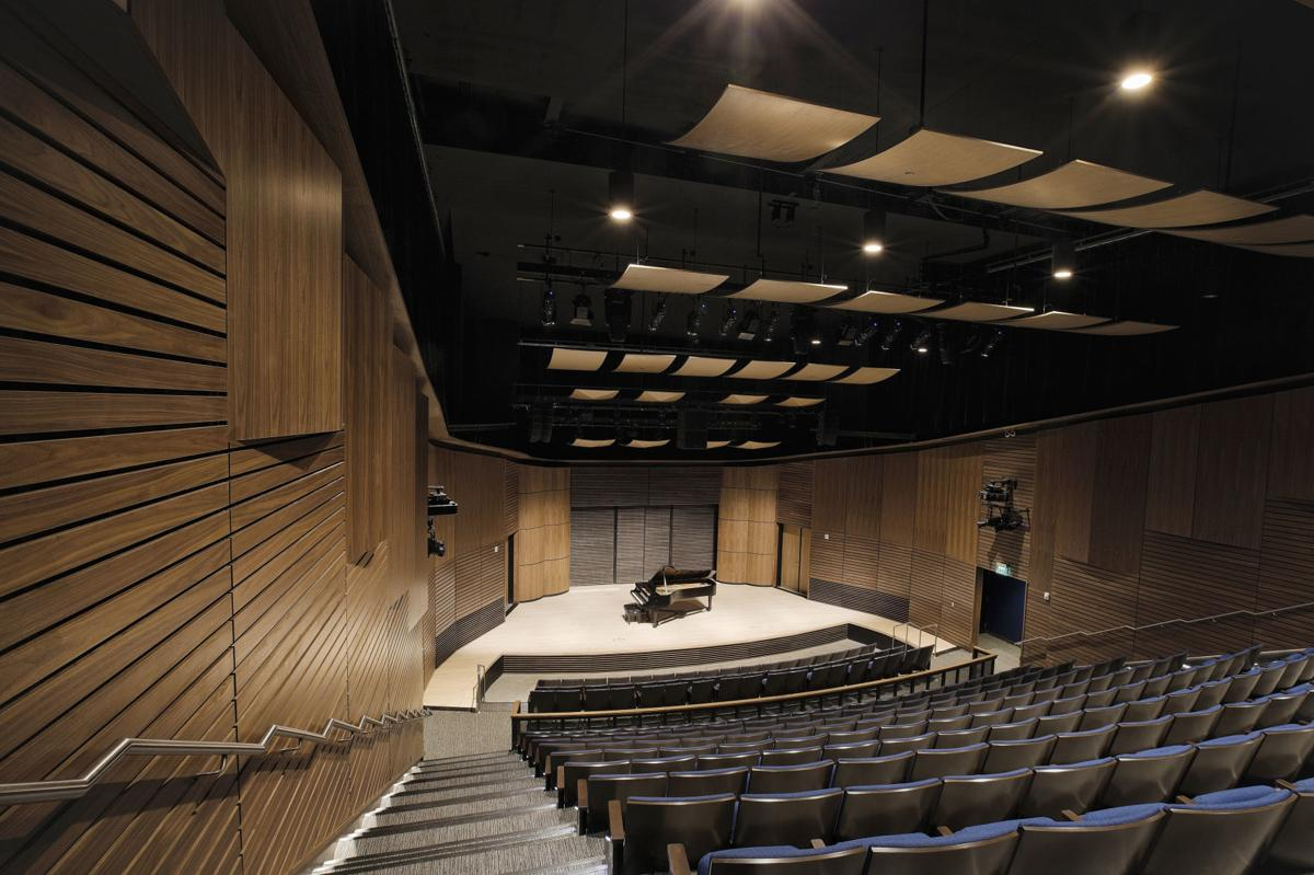 New Kitt Recital Hall