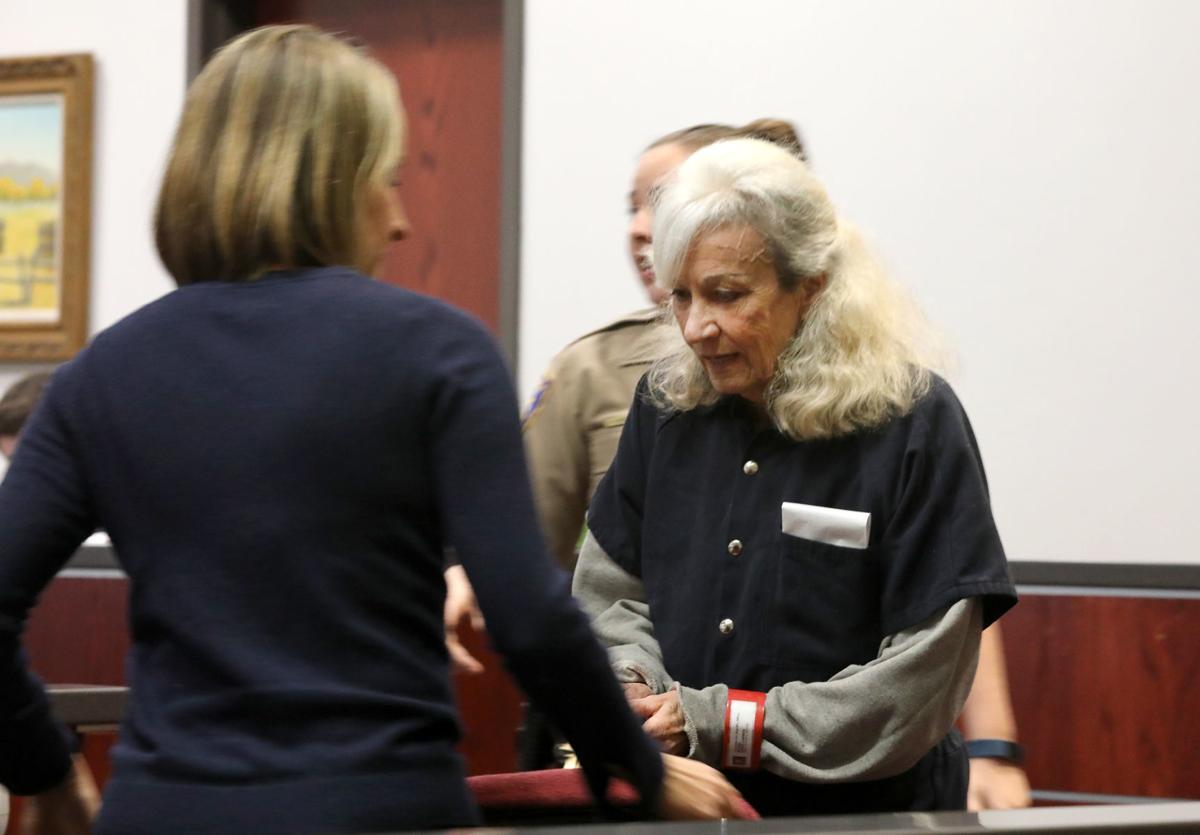 Marie Rudd Sentencing