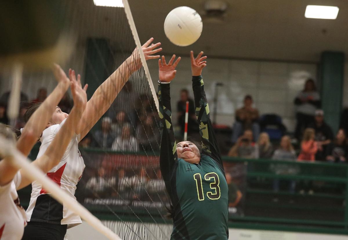 Flagstaff Playoff Volleyball