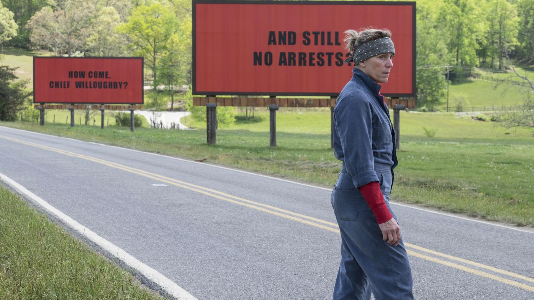 SAG Awards: 'Three Billboards' on top with 4 nominations, 'Big Sick' bounces back