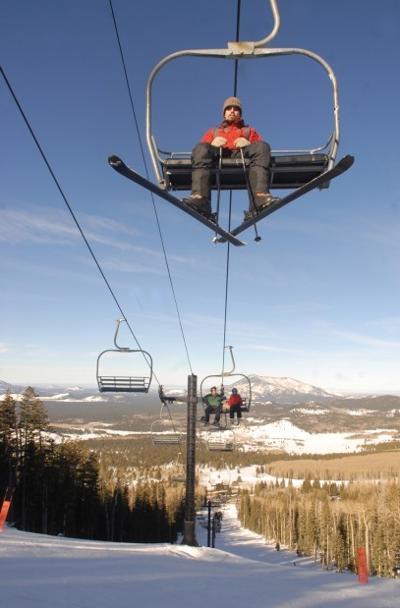 Liftoff to the ski season