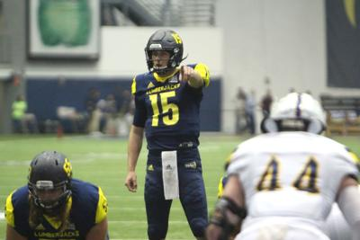 Nau S Consistent O Line In For Tough Test Against Sac State Local