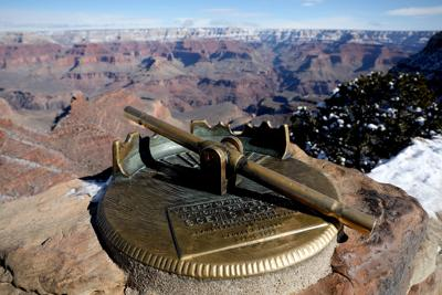Looking Toward The Future Of The Grand Canyon On Its