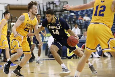 NAU men's basketball set to open home slate with SAGU American Indian College