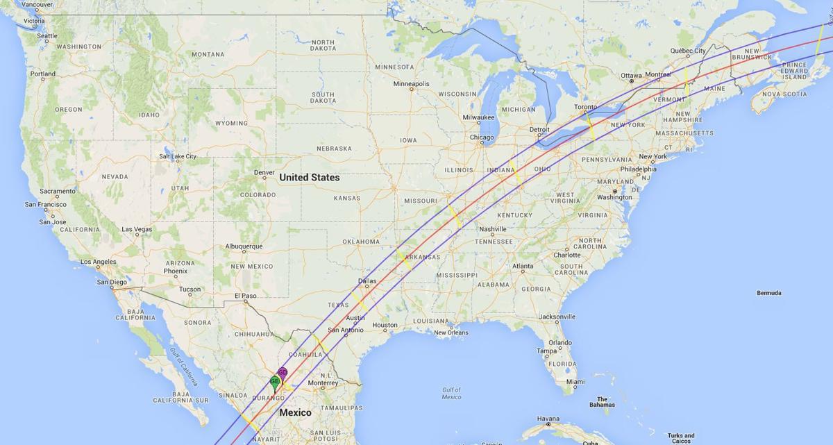 2024 total solar eclipse