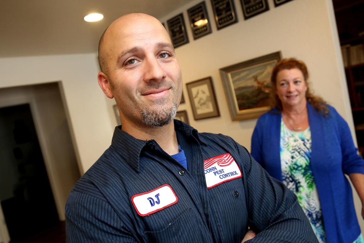 Owner of Conn Pest Control receives patriot award | News