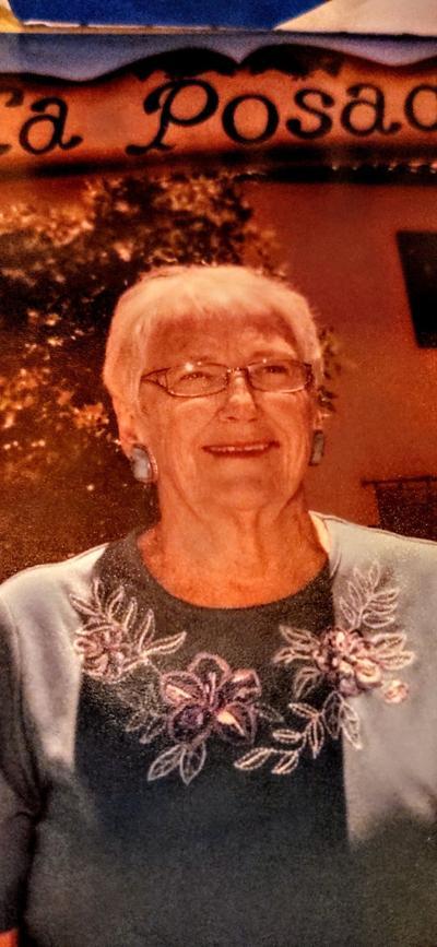 Marie Evelyn Sharar LaMar