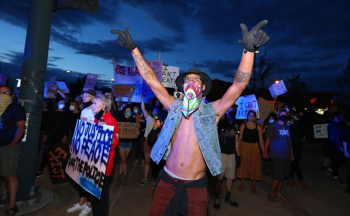 Protesting For Police Reform
