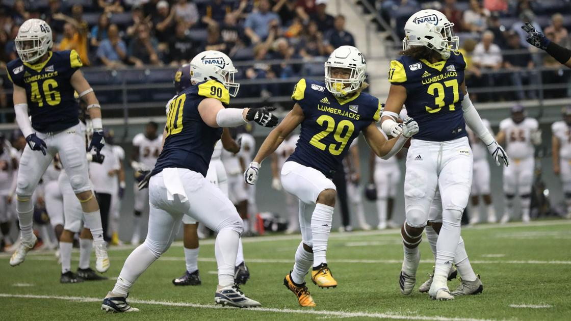 NAU football's defense with new look due to departures, injuries