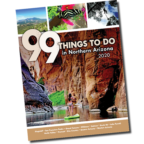 99 Things to do in Northern Arizona