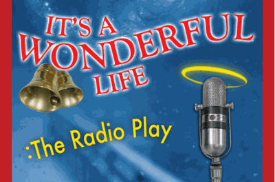 Image result for It's a Wonderful Life the radio play philip grecian press release