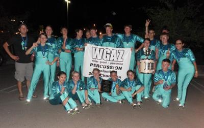 Page percussion line tops in state | Education | azdailysun com