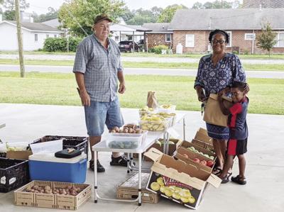 Appling County Farmers' Market now in full swing
