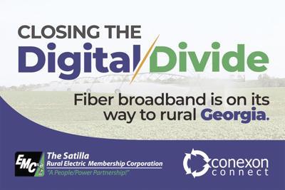 Satilla REMC to bring  Gigabit-speed broadband  internet to South Georgia