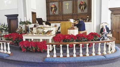 First Methodist reopens