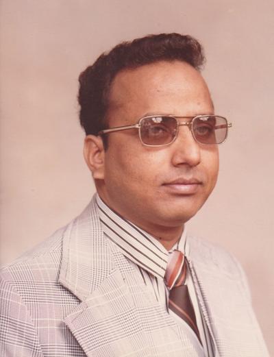 DR. Y. R. REDDY