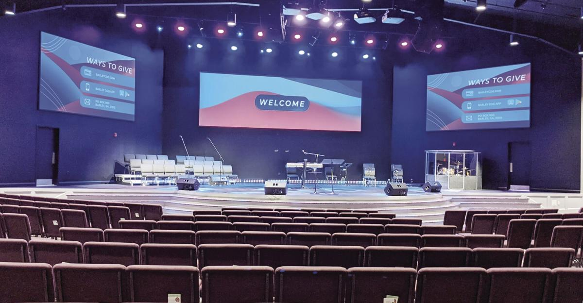 Building God a new house