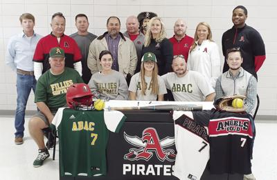 Elizabeth Branch signs with ABAC