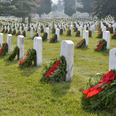 Vets to be honored with wreaths Dec. 19