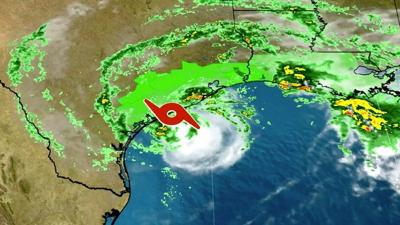 Beta inches closer to landfall, conditions to get worse