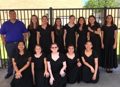 BCJH qualifies 13 to Region Choir