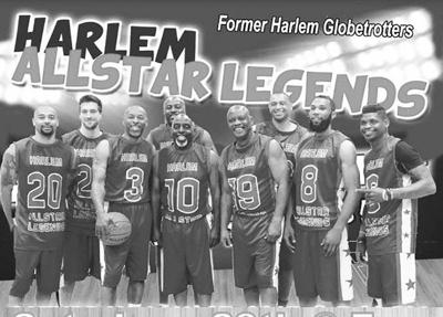 Former members of Globetrotters set for fundraiser