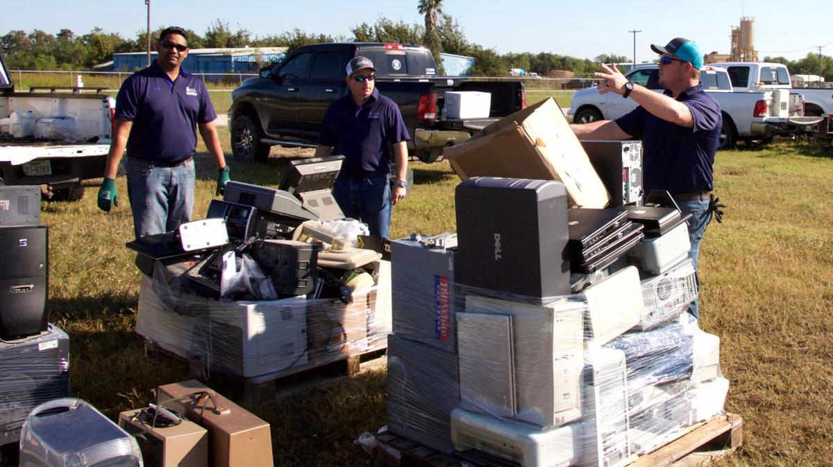 Household Waste Collection Day a huge success