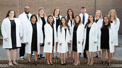 14 graduate from Radiologic Technology Program