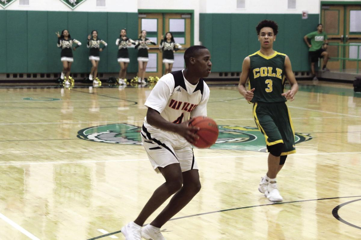 Van Vleck's Mitchell named district offensive POY